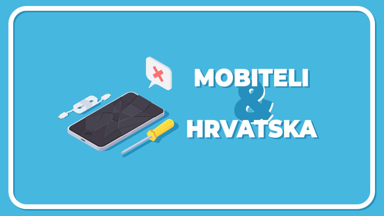 Mobiteli i Hrvatska: Naše istraživanje o navikama naših kupaca