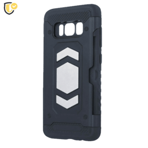 Defender Magnetic Silikonska Maskica za iPhone X/XS