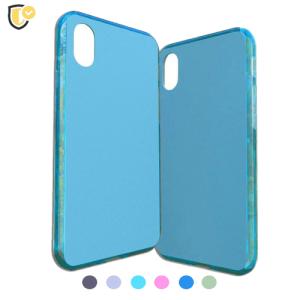 Silikonska Maskica sa Prozirnim Rubovima za iPhone 5/5s/SE - Više boja