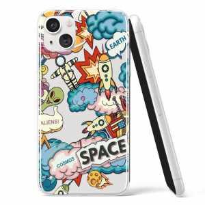 Silikonska maskica I Need Some Space - SF15