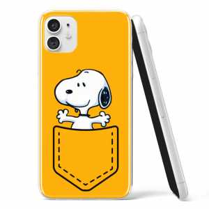 Silikonska Maskica - Snoopy 2 - S04