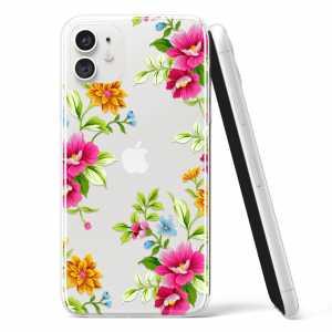 Silikonska Maskica - Cvijeće - S94