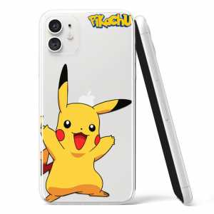 Silikonska Maskica - Pikachu - S99