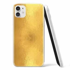 Silikonska Maskica - Zlato - TX08