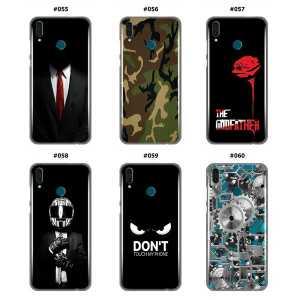 Silikonska Maskica za Y9 (2019) / Enjoy 9 Plus - Šareni motivi