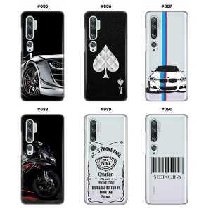 Silikonska Maskica za Mi Note 10 / Note 10 Pro / CC9 Pro  - Šareni motivi