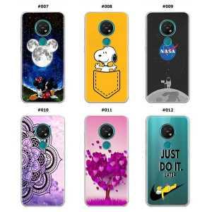 Silikonska Maskica za Nokia 6.2  - Šareni motivi