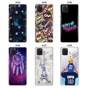 Silikonska Maskica za Galaxy Note 10 Lite (2020)- Šareni motivi