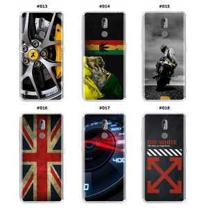 Silikonska Maskica za Nokia 3.2 - Šareni motivi