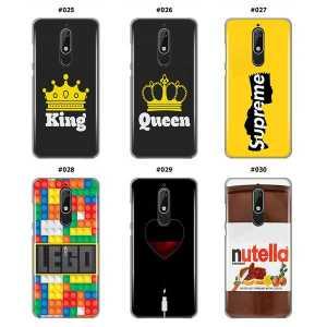 Silikonska Maskica za Nokia 4.2 - Šareni motivi