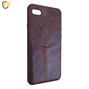 Leather Efekt Maskica za iPhone XR