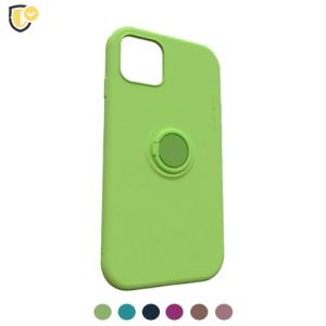 Silikonska Maskica sa Prstenom za Galaxy A50 / A50s / A30s - Više boja