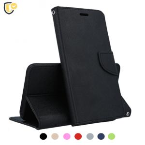 Fancy Wallet Maskica za Galaxy A6 Plus (2018) - Više Boja