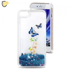 Liquid Butterfly Silikonska Maskica za iPhone 6/6s - Više boja