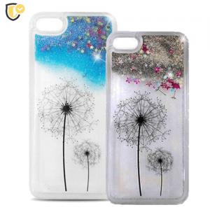 Liquid Flower Silikonska Maskica za iPhone SE (2016) - Više boja