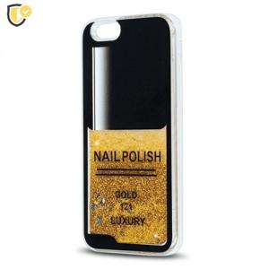 Liquid Nail Polish Silikonska Maskica za iPhone 5/5s/SE