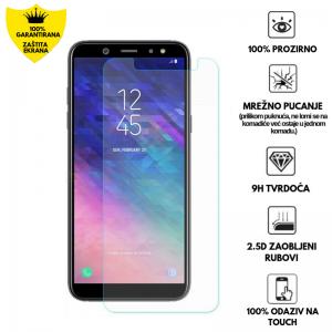 Kaljeno Staklo / Staklena Folija za Galaxy A6 Plus (2018)