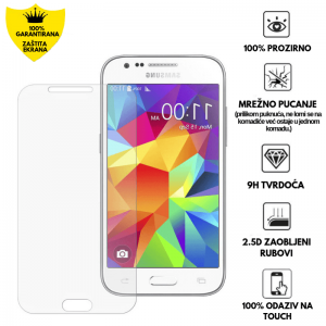 Kaljeno Staklo / Staklena Folija za Samsung Galaxy Core Prime