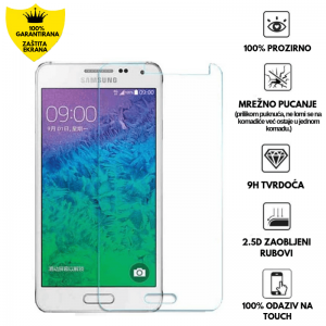 Kaljeno Staklo / Staklena Folija za Samsung Galaxy J1