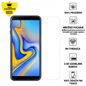 Kaljeno Staklo / Staklena Folija za Samsung Galaxy J6 Plus