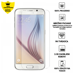 Kaljeno Staklo / Staklena Folija za Galaxy S6