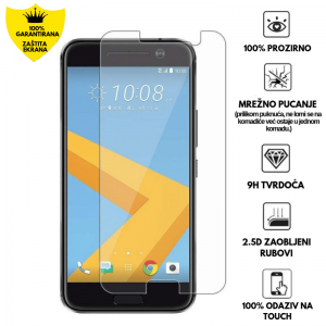 Kaljeno Staklo / Staklena Folija za HTC 10 (One M10)