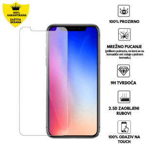 Kaljeno Staklo / Staklena Folija za Apple iPhone X