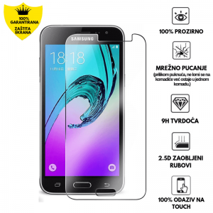 Kaljeno Staklo / Staklena Folija za Samsung Galaxy J1 (2016)