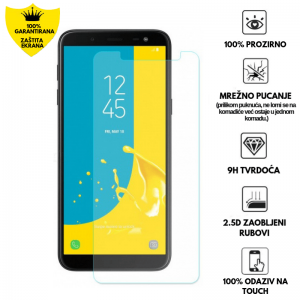 Kaljeno Staklo / Staklena Folija za Samsung Galaxy J6 (2018)