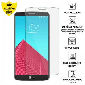 Kaljeno Staklo / Staklena Folija za LG G4