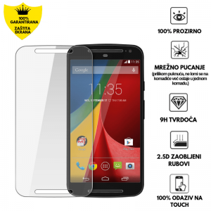 Kaljeno Staklo / Staklena Folija za Motorola Moto G5