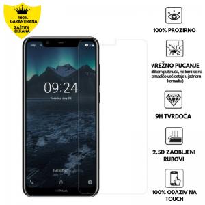 Kaljeno Staklo / Staklena Folija za Nokia 5.1 Plus/X5 (2018)