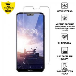 Kaljeno Staklo / Staklena Folija za Nokia 6.1 Plus/X6 (2018)