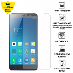Kaljeno Staklo / Staklena Folija za Xiaomi Redmi Note 3