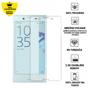 Kaljeno Staklo / Staklena Folija za Sony X Compact