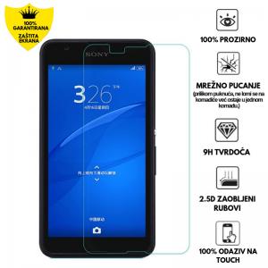 Kaljeno Staklo / Staklena Folija za Sony Xperia E4