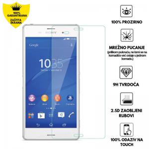 Kaljeno Staklo / Staklena Folija za Sony Xperia Z3