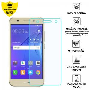 Kaljeno Staklo / Staklena Folija za Huawei Y3 (2017)