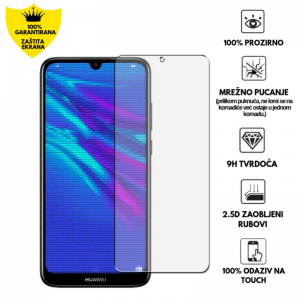 Kaljeno Staklo / Staklena Folija za Huawei Y6 (2019)