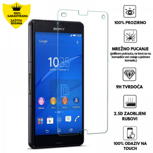 Kaljeno Staklo / Staklena Folija za Sony Xperia Z3 Compact