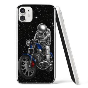 TPU Silikonska Maskica - ''Space Bike'' - AM40
