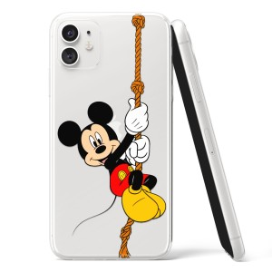Silikonska Maskica - Hangin' Mickey - CF03