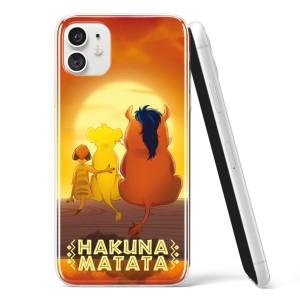 Silikonska Maskica - Hakuna Matata (Kralj Lavova) - CF05