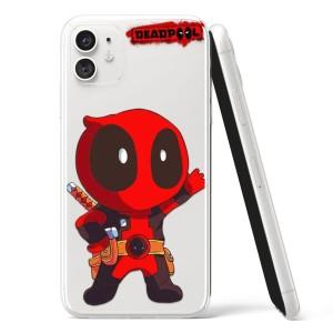 Silikonska Maskica - Deadpool - CF30