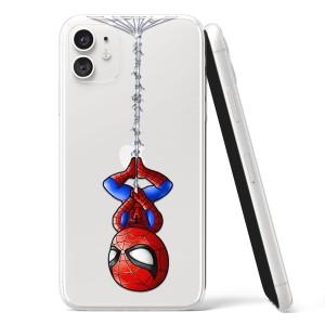 Silikonska Maskica - Mali Spiderman - DM18
