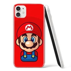 Silikonska Maskica - Mario - G09
