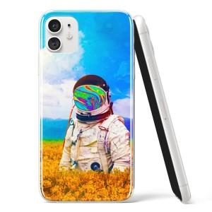 Silikonska Maskica - Astronaut u polju - MC02