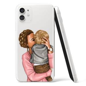 Silikonska Maskica - Ljubav majke - OM03