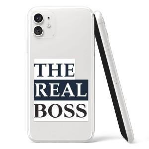 "Silikonska Maskica - ""The real boss"" - OM16"