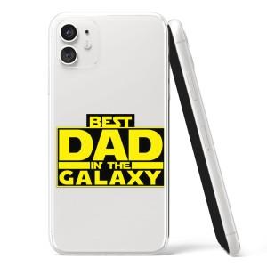 """Silikonska Maskica - """"Best dad in the galaxy"""" - OM28"""